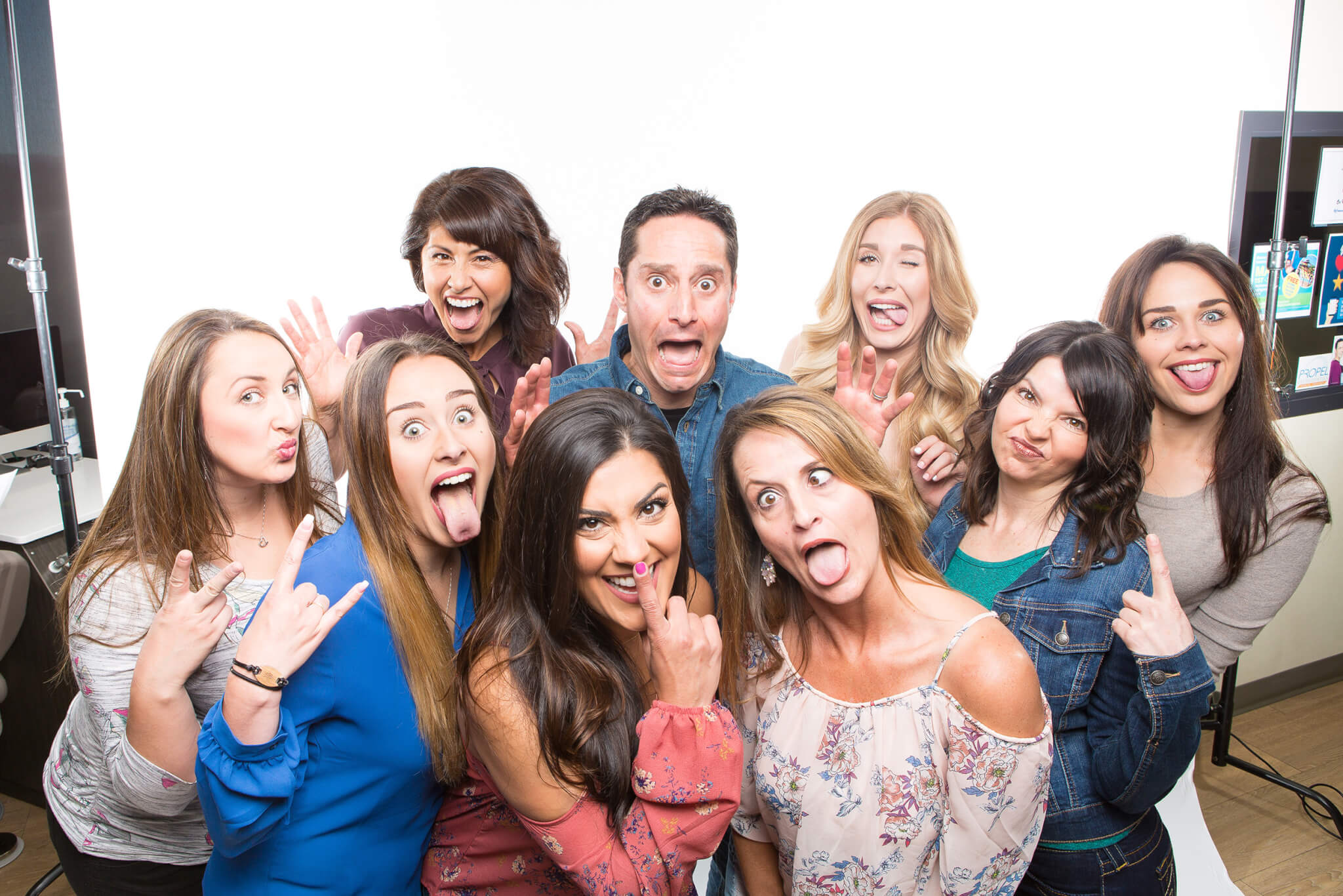 Staff-Funny-3-1-of-1-1  - Braces and Invisalign in San Jose California - Freeman Orthodontics